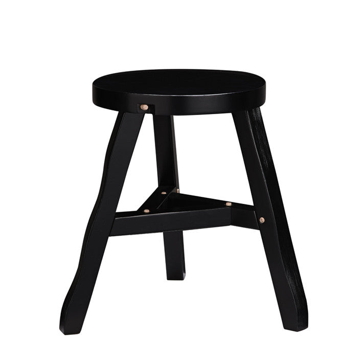 Tom Dixon Offcut Stool Black, Chairs & Benches