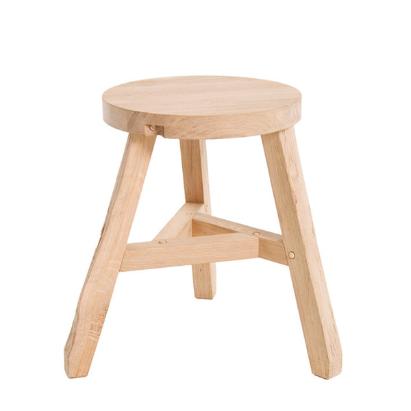 Offcut Stool Natural