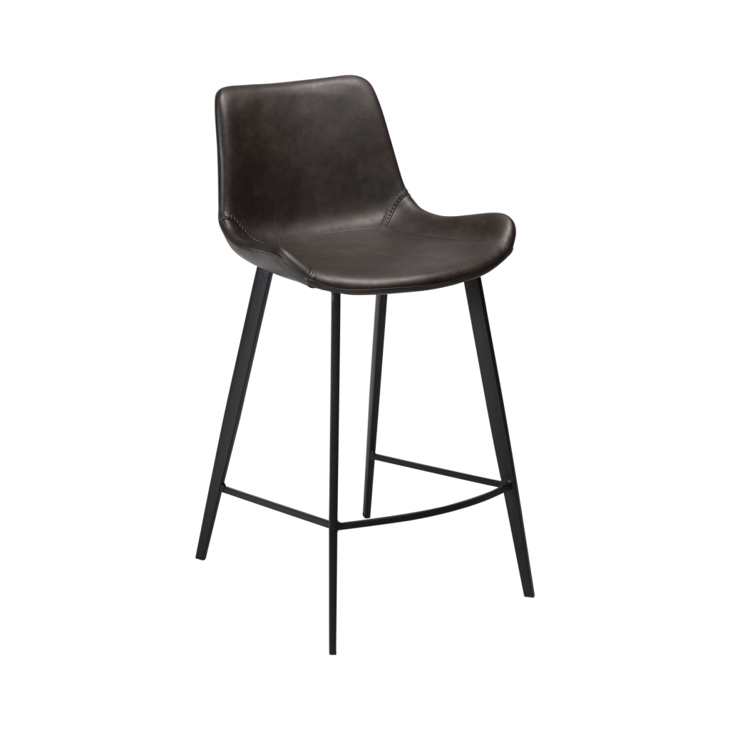 Dan-Form Hype Counter Stool Grey, Chairs & Benches