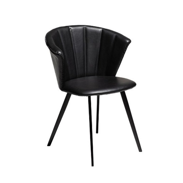 Dan-Form Merge Chair Vintage Black, Chairs & Benches