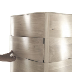 WeWood Touch Tallboy, Storage