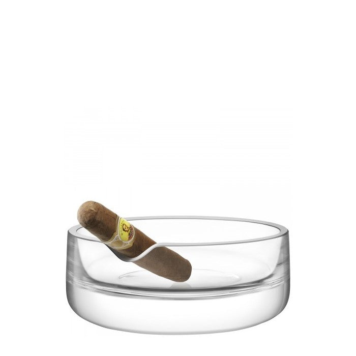 LSA International Bar Culture Cigar ashtray 17cm, Accessories
