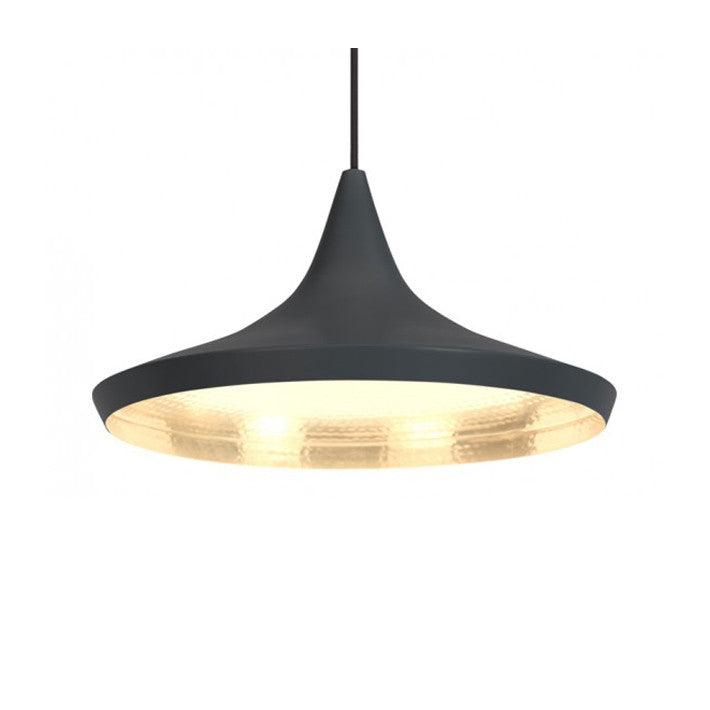 Tom Dixon Beat Wide Black, Lighting