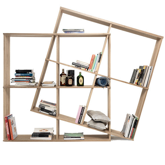 WeWood X2 Oak Shelf, Storage