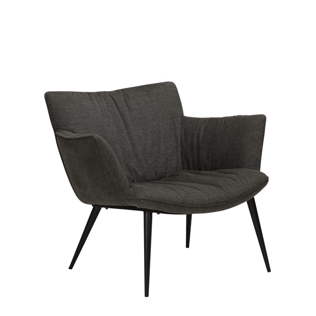 Dan-Form Join Lounge Chair Black, Chairs & Benches