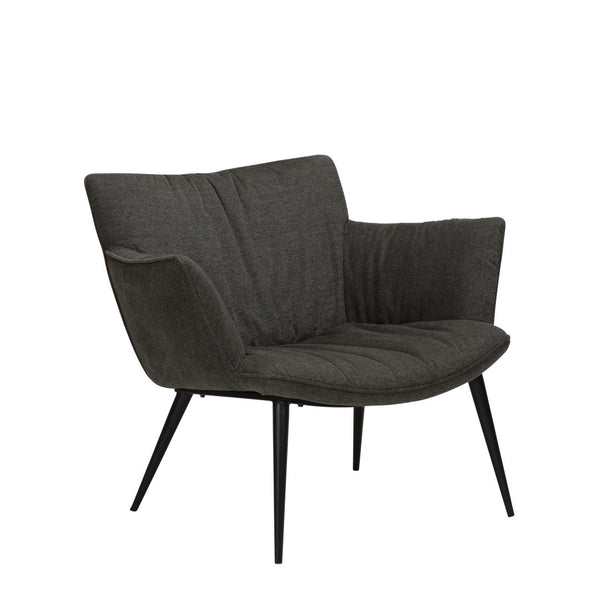 Join Lounge Chair Black