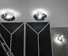 Melt Surface Light in Chrome | Tom Dixon | Gudang Malaysia