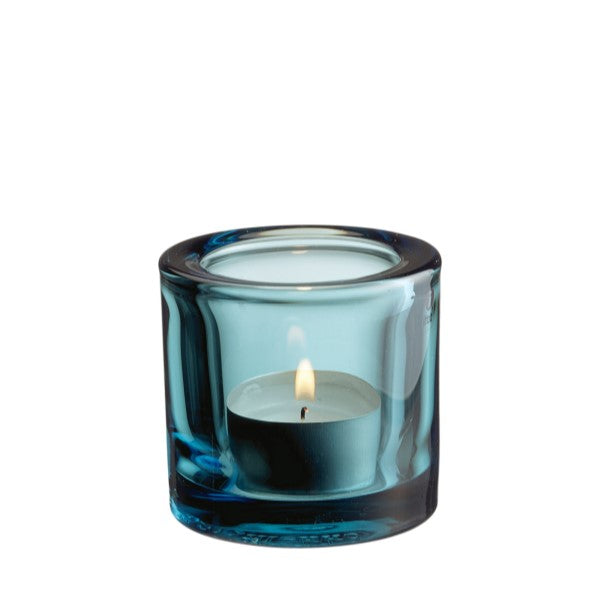 Kivi Votive 60mm Sea Blue