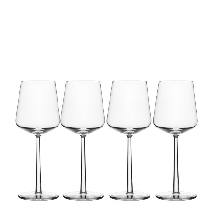 Essence Red Wine Glass x 4