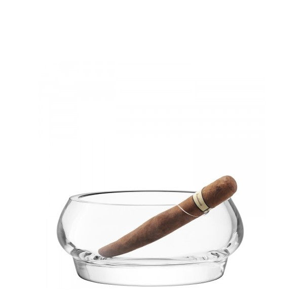 LSA International Rum Cigar ashtray 17cm, Accessories