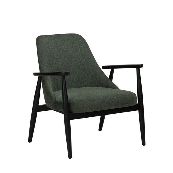 Saga Lounge Chair Green