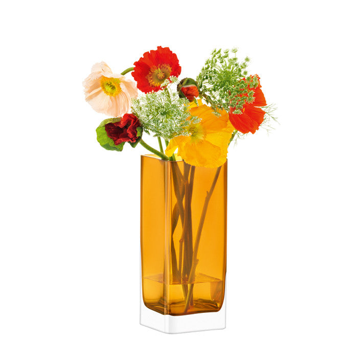 LSA International Modular Vase 25cm Amber, Accessories
