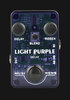 Musiwewe Light Purple Delay Guitar Effect Pedal