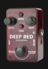 Musiwewe Deep Red Distortion Guitar Effect Pedal