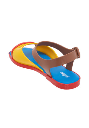 Melissa Crush (Yellow/Brown/Red) - MDreams Malaysia