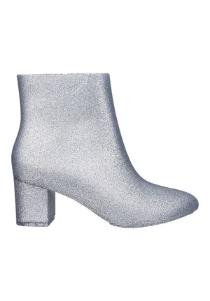 Melissa Femme Boot (Silver Glitter) - MDreams Malaysia
