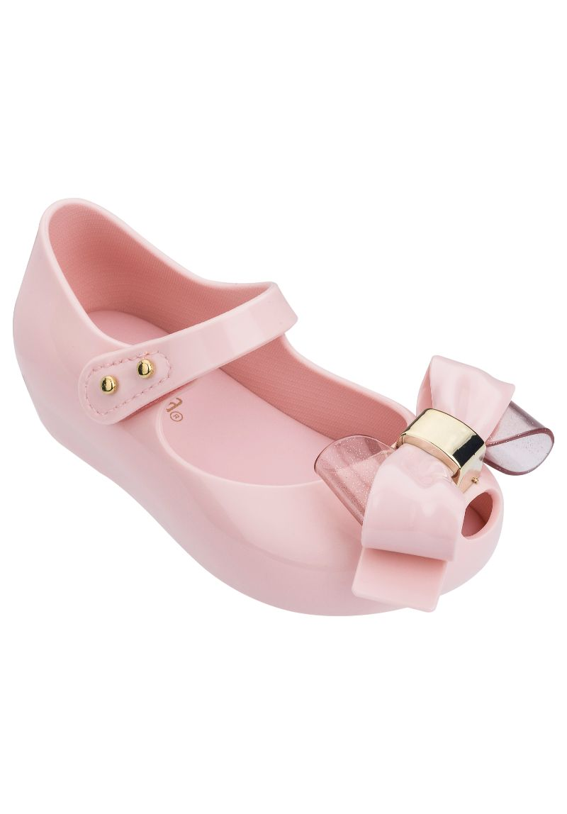 Mini Melissa Ultragirl Sweet V (Pink)