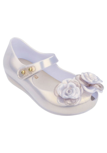 Mini Melissa Ultragirl Flower (Pearly Gold)