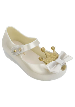 Mini Melissa Ultragirl Princess Me (White Pearled) - MDreams Malaysia