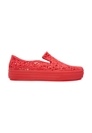Melissa Campana Sneaker (Red) - MDreams Malaysia