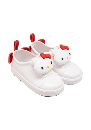 Mini Melissa Be + Hello Kitty (White/Red/Blue) - MDreams Malaysia
