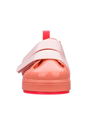 Mini Melissa Go Sneaker (Pink/Neon Pink) - MDreams Malaysia