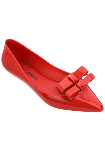 Melissa Pointy II + Jason Wu (Red)