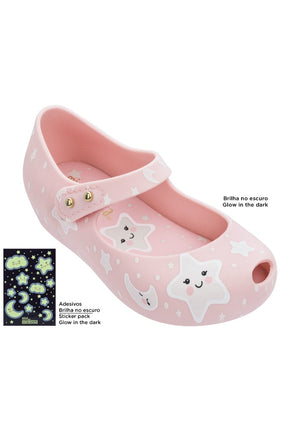Mini Melissa Ultragirl Sweet Dreams (Pink White) - MDreams Malaysia