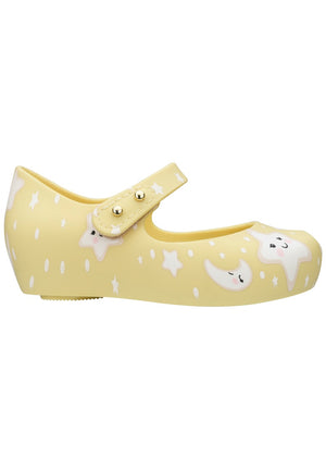 Mini Melissa Ultragirl Sweet Dreams (Yellow White) - MDreams Malaysia