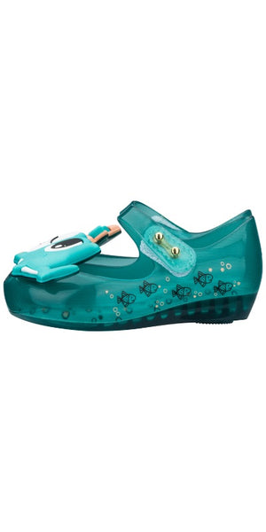 Mini Melissa Ultragirl Shark (Blue Orange) - MDreams Malaysia