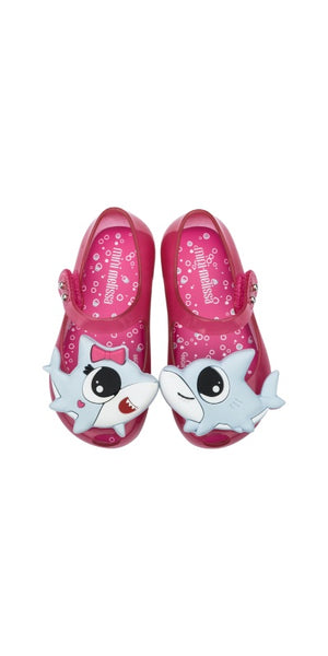 Mini Melissa Ultragirl Shark (Pink Blue) - MDreams Malaysia