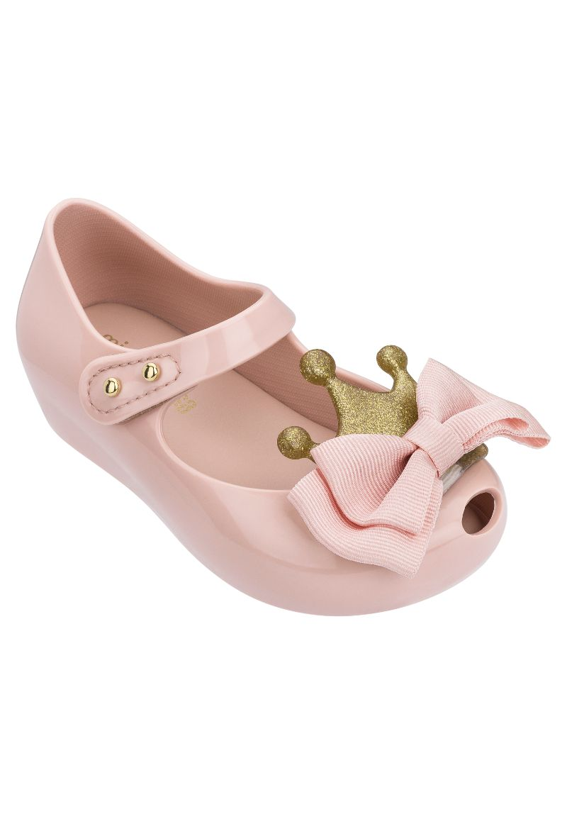 Mini Melissa Ultragirl Princess Bow (Pink)