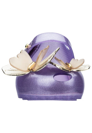 Mini Melissa Ultragirl Fly III (Lilac Gold) - MDreams Malaysia