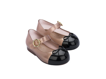 Mini Melissa Sweet Love Cap - Clear Pink Black