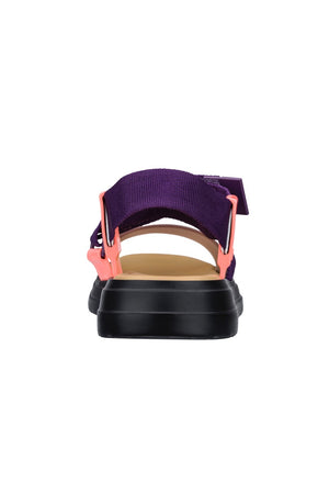 Melissa Sky (Black Purple Beige)