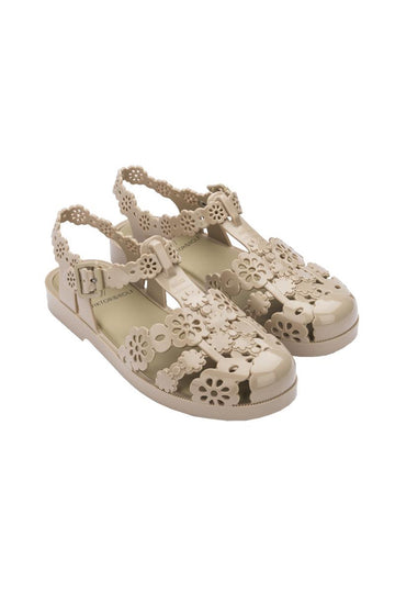 Melissa Possession Lace + Vicktor And Rolf (Beige)