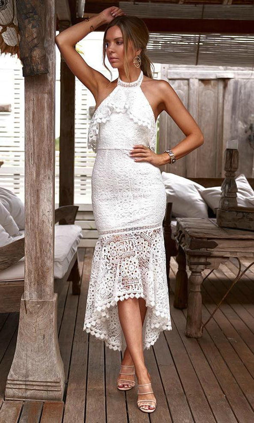 JANELLE Dress (White)