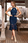 MADISON Dress (Navy) - Drop Dead Dollbaby