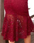 MADISON Dress (Red) - Drop Dead Dollbaby