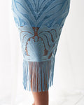 KHALEESI Dress (Baby Blue) - Drop Dead Dollbaby