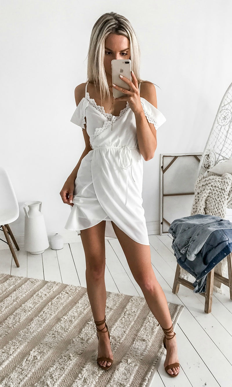 BELLA Dress (White)