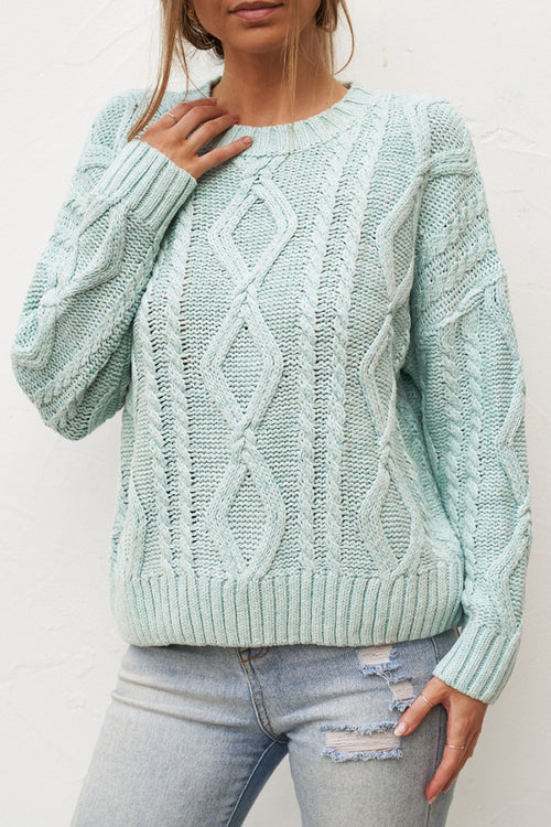 CALI Knit - Sage - Drop Dead Dollbaby