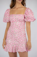GISELLA Dress - Pink - Drop Dead Dollbaby