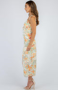 MALDIVES Dress - Tropical Print - Drop Dead Dollbaby