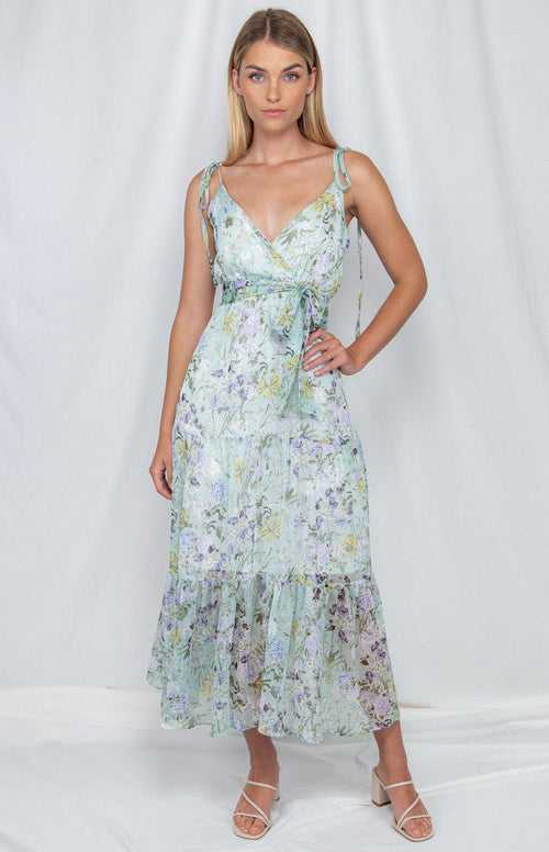 JASMINA Maxi - Mint - Drop Dead Dollbaby
