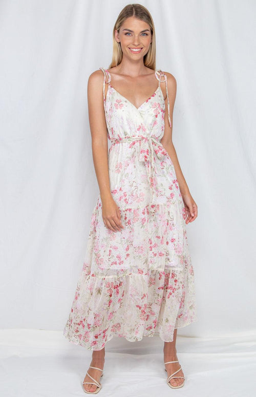 JASMINA Maxi - Rose - Drop Dead Dollbaby