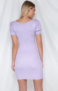 JESSIE Dress - Lilac - Drop Dead Dollbaby