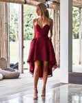 MARILYN Dress - Burgundy - Drop Dead Dollbaby