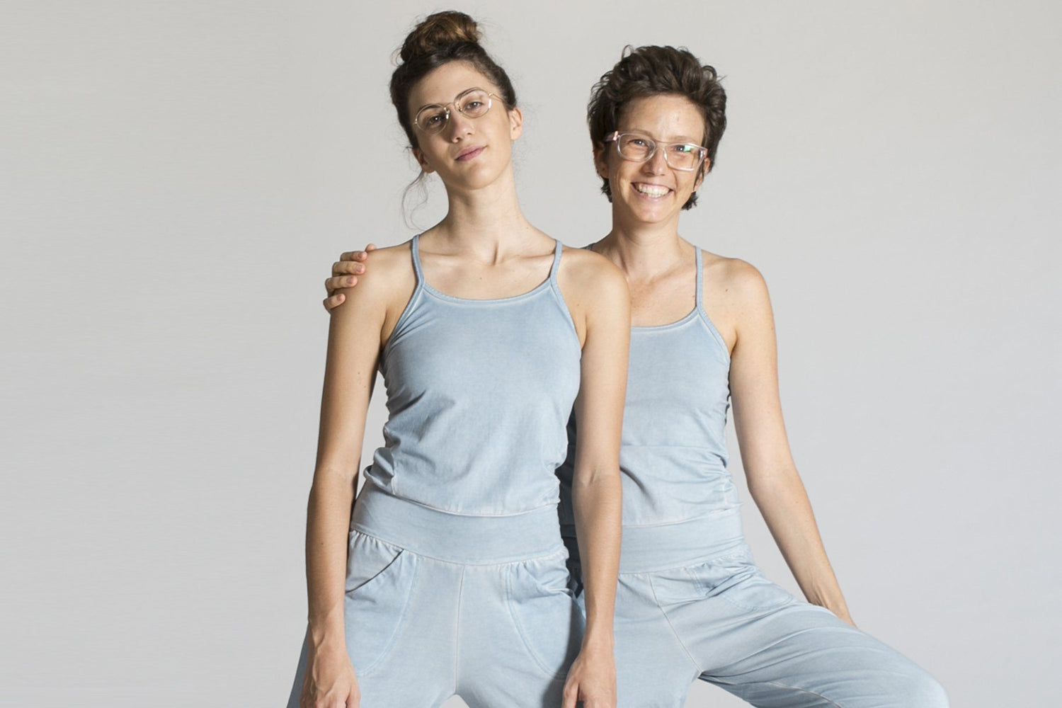 A Jumpsuit Made For A Warm Yogi Winter