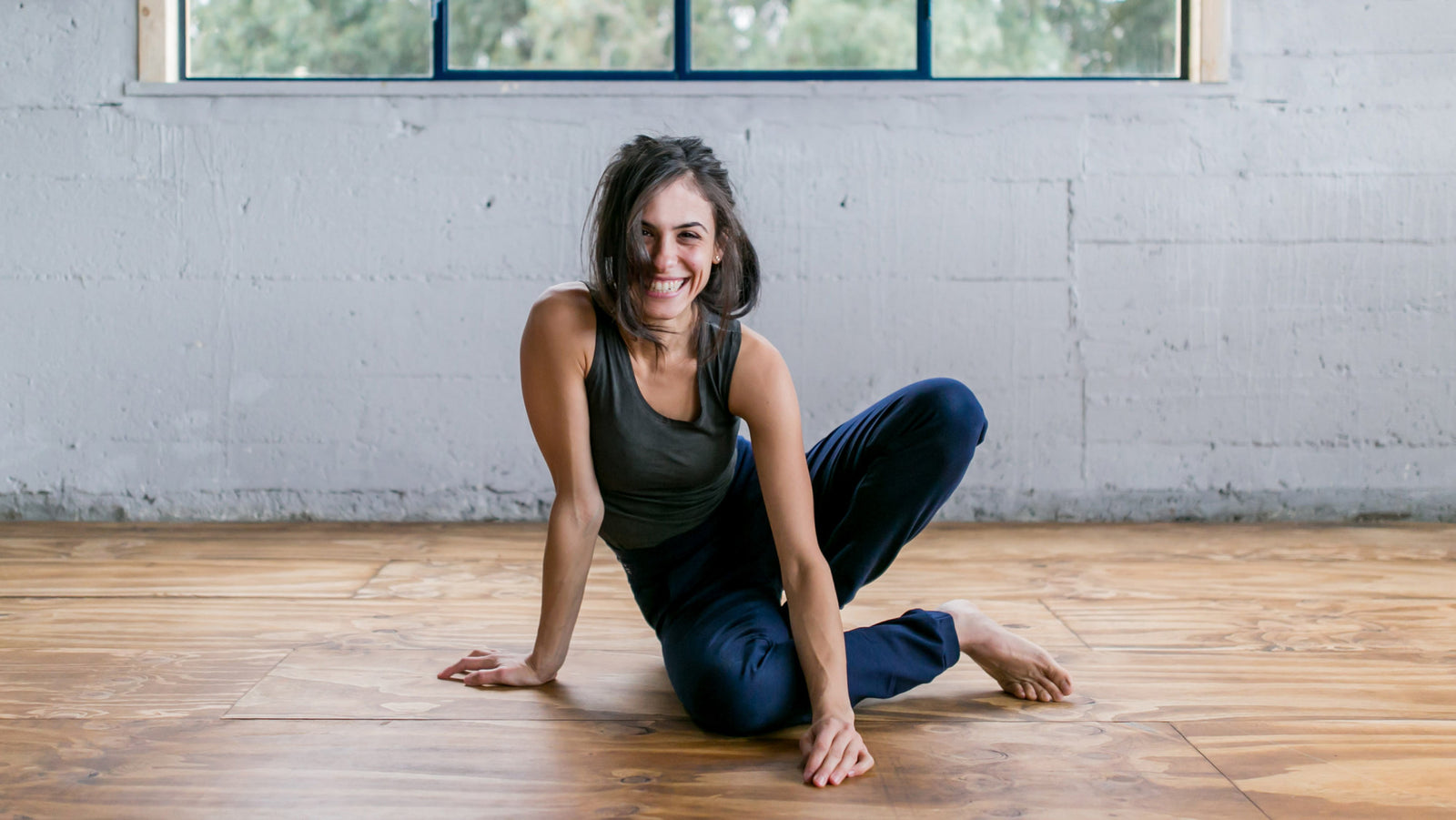 ripple yoga wear organic unisex pants